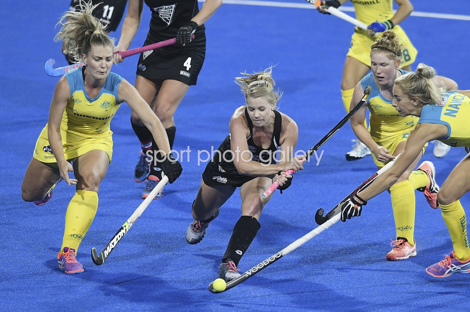 Kirsten Pearce New Zealand Festival of Hockey 2017