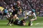 Jack Nowell Exeter Chiefs scores v Wasps Premiership Final 2017 Prints