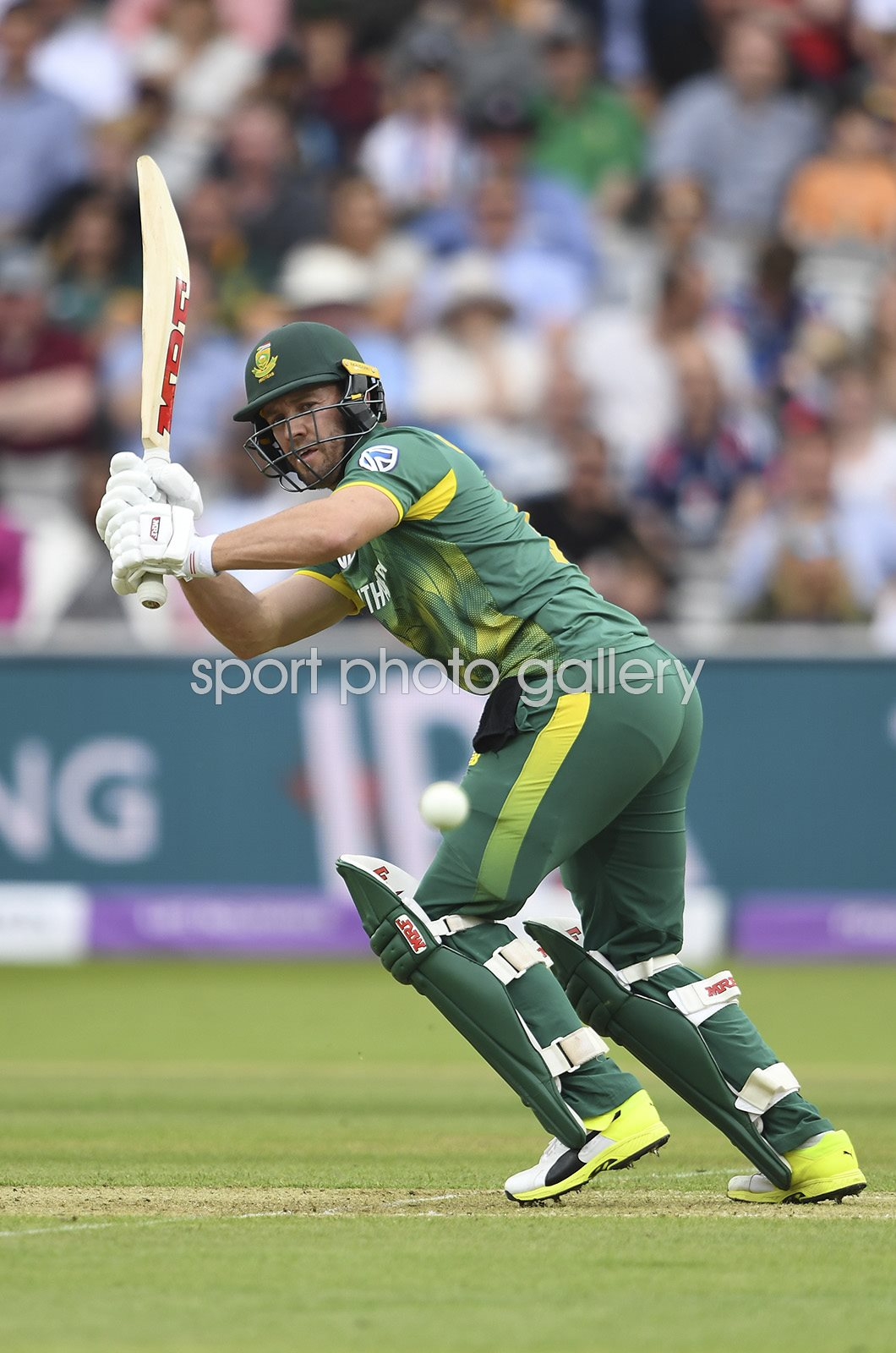 AB De Villiers South Africa v England ODI Lord's 2017