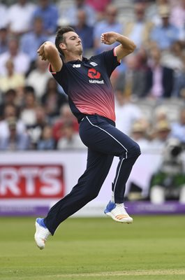 Toby Roland-Jones England v South Africa ODI Lord's 2017