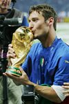 Francesco Totti Italy World Champions Berlin 2006 Prints