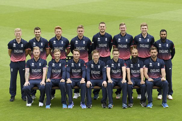 England Cricket Squad Champions Trophy 2017