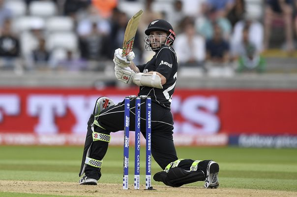 Kane Williamson New Zealand v Australia Champions Trophy 2017