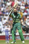 Hashim Amla South Africa v Sri Lanka Champions Trophy 2017 Canvas