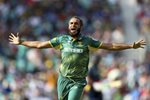 Imran Tahir South Africa v Sri Lanka Champions Trophy 2017 Prints
