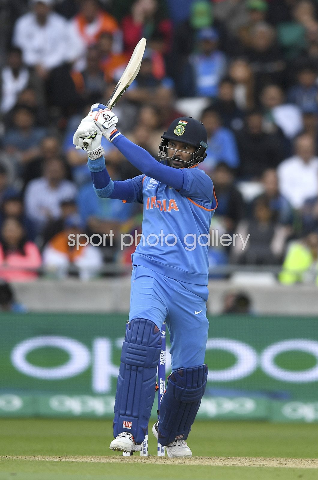 Yuvraj Singh India v Pakistan Champions Trophy Edgbaston 2017