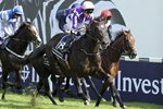 Padraig Beggy & Wings Of Eagles win Derby Epsom 2017 Mounts