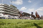 Padraig Beggy & Wings Of Eagles win Derby Epsom 2017 Prints