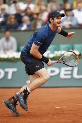 Andy Murray French Open Paris 2017