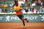 Gael Monfils French Open Paris Paris 2017 Prints