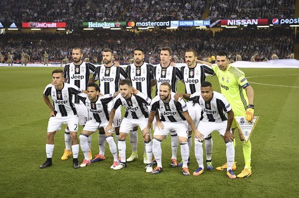 Juventus v Real Madrid Champions League Final 2017