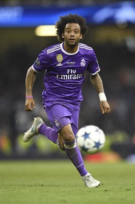 Marcelo Real Madrid Champions League Final 2017