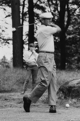 Roberto De Vicenzo Argentine Golf Legend 1964