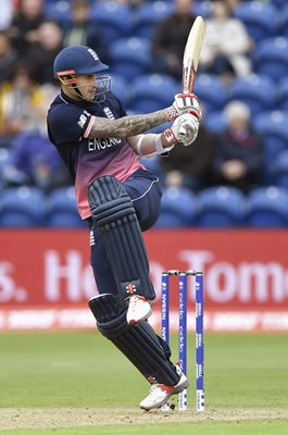 Alex Hales England v New Zealand Champions Trophy 2017