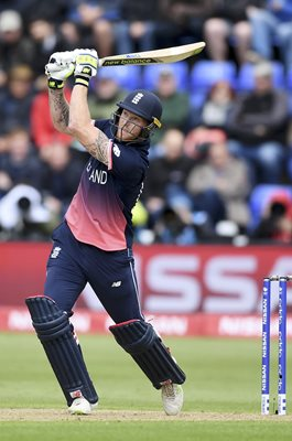 Ben Stokes England v New Zealand Champions Trophy 2017
