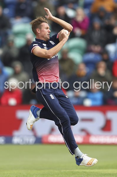 Jake Ball England v New Zealand Champions Trophy 2017