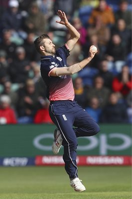 Mark Wood England v New Zealand Champions Trophy 2017