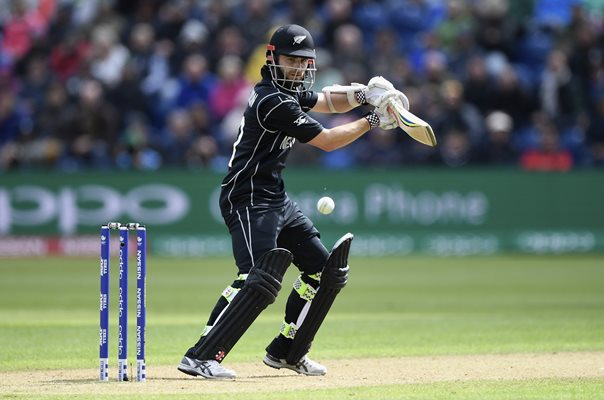 Kane Williamson New Zealand v England Champions Trophy 2017