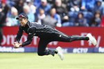 Trent Boult New Zealand Champions Trophy 2017 Frames