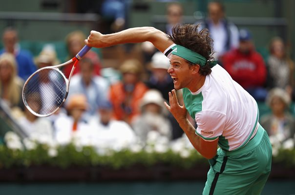 Dominic Thiem beats Novak Djokovic French Open 2017