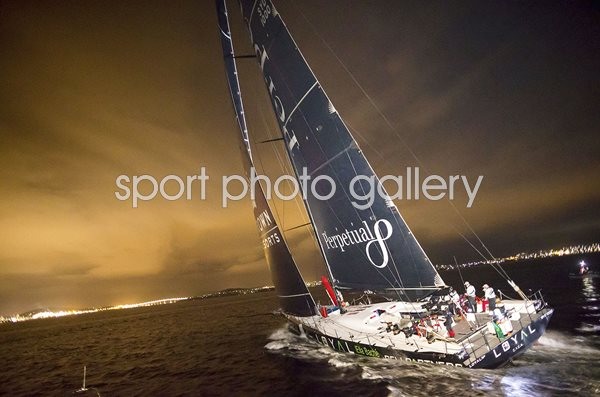 Perpetual LOYAL 2016 Sydney To Hobart Finish