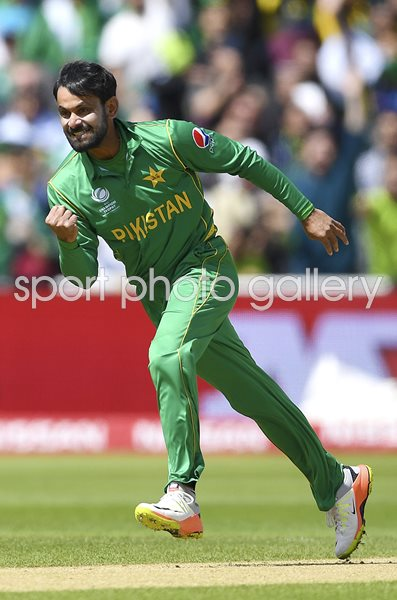 Mohammad Hafeez Pakistan v South Africa Champions Trophy 2017