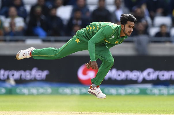 Hasan Ali Pakistan v South Africa Champions Trophy 2017