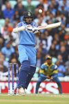 Shikhar Dhawan India century v Sri Lanka Champions Trophy 2017 Mounts