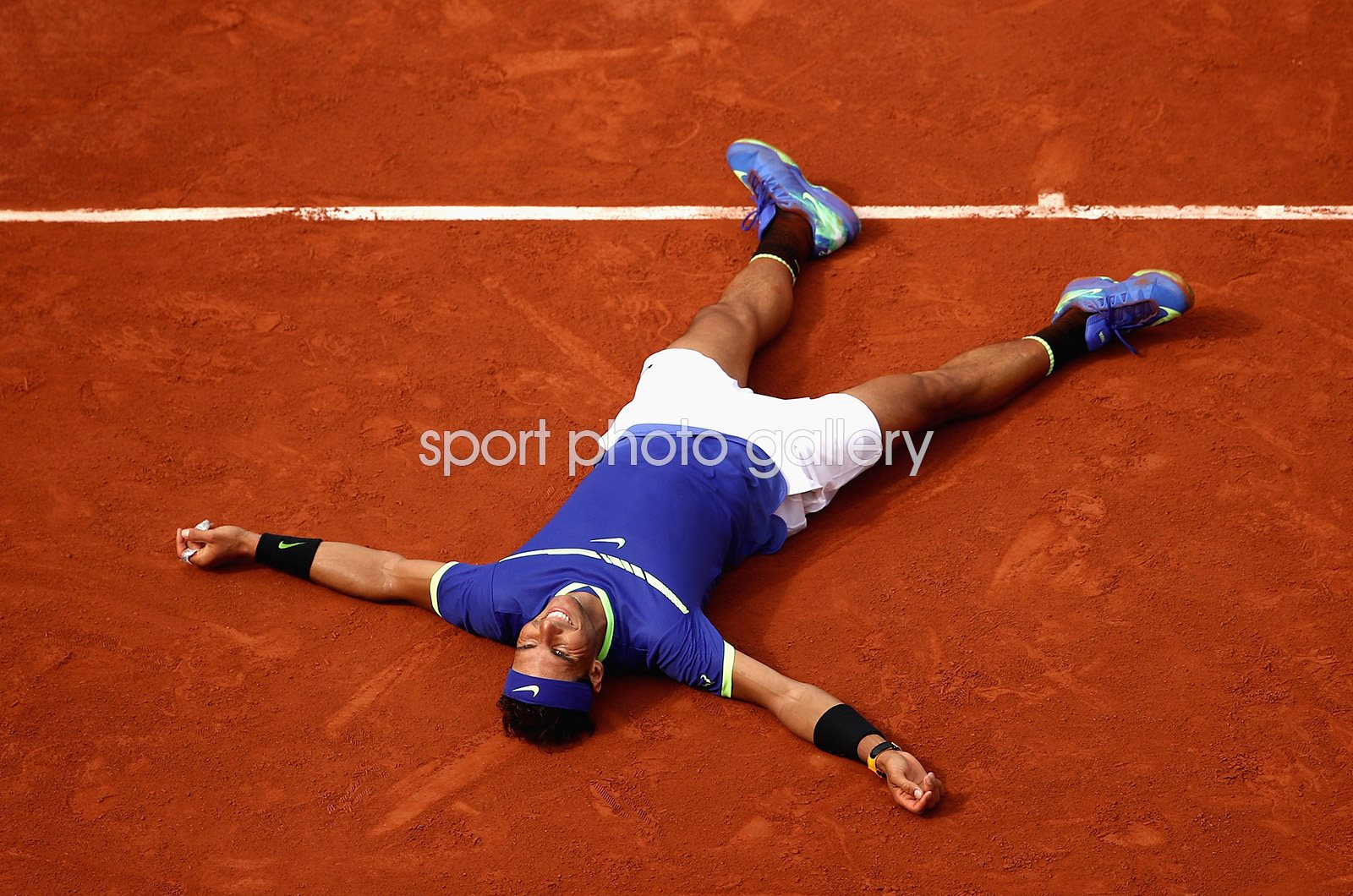 Rafael Nadal French Open Champion Paris 2017