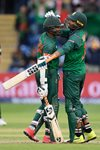 Mahmudullah & Shakib Bangladesh v New Zealand Champions Trophy 2017 Mounts