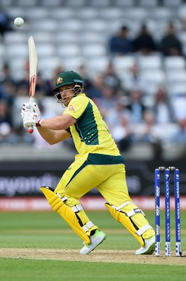 Aaron Finch Australia v England Champions Trophy 2017