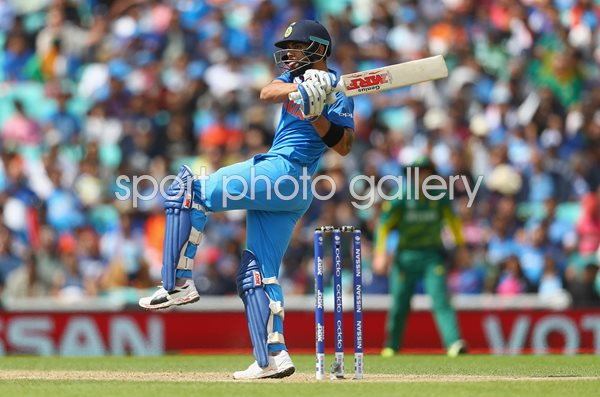 Virat Kohli India v South Africa Champions Trophy 2017