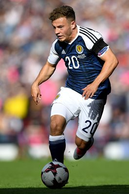 Ryan Fraser Scotland v England World Cup Qualifier 2017