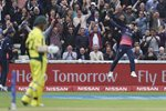 Jason Roy England Boundary Catch v Australia Champions Trophy 2017 Prints