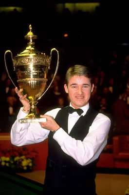 Stephen Hendry Masters Champion Wembley 1996
