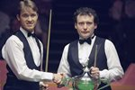 Stephen Hendry & Jimmy White World Snooker Final 1994 Prints