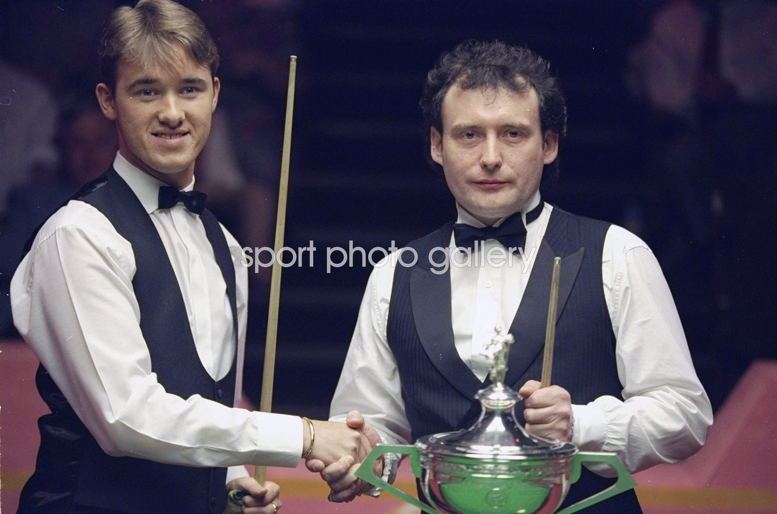 Stephen Hendry & Jimmy White World Snooker Final 1994