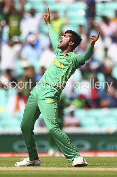 Mohammad Amir Pakistan Champions Trophy Final 2017