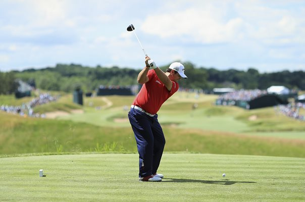 Patrick Reed US Open Erin Hills 2017