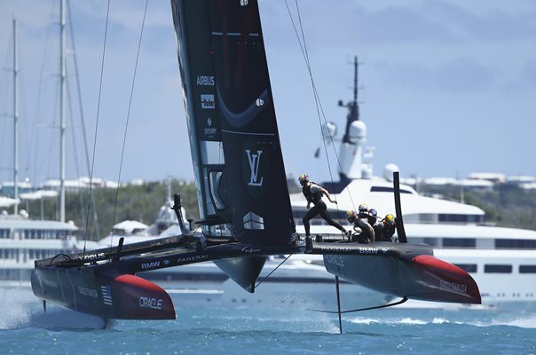 Team USA America's Cup Match Bermuda 2017