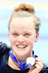Ellie Simmonds London Aquatic Centre 2012 Prints