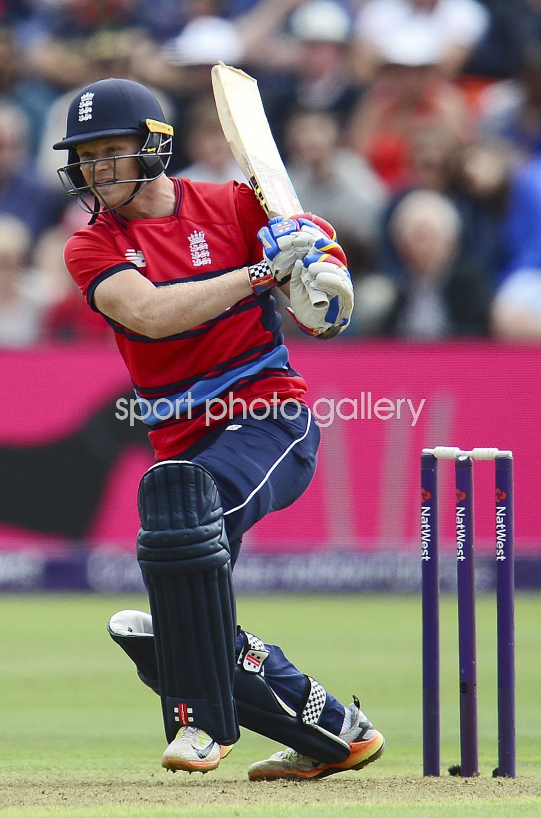 Sam Billings England v South Africa T20 Cardiff 2017