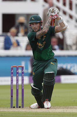 Alex Hales Nottinghamshire Royal London One Day Cup Final 2017