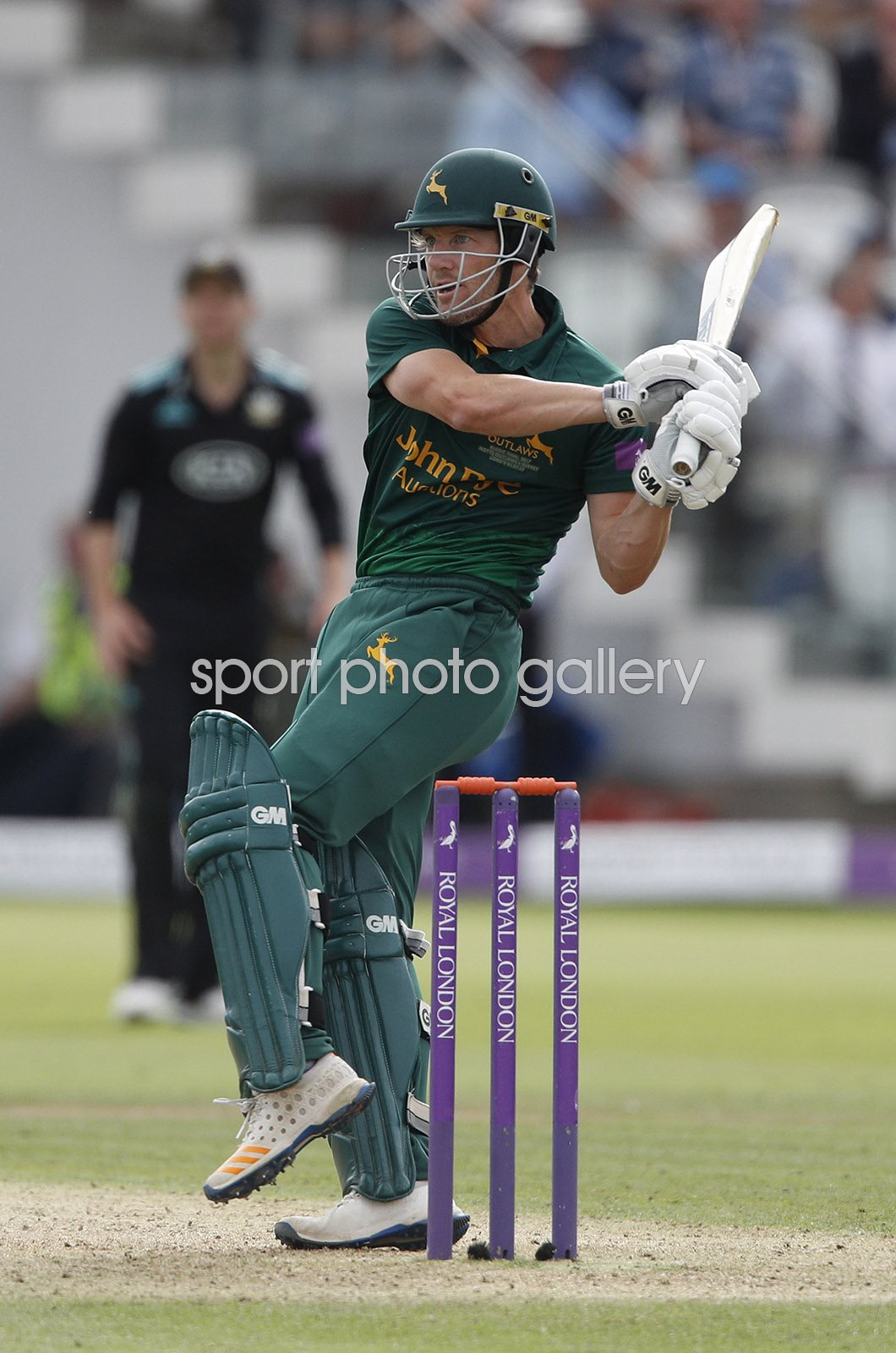 Chris Read Nottinghamshire Royal London One Day Cup Final 2017