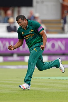 Samit Patel Nottinghamshire v Surrey One Day Final Lord's 2017