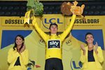 Geraint Thomas Yellow Jersey Tour de France 2017 Prints