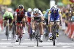 Peter Sagan wins Stage 3 Tour de France 2017  Acrylic