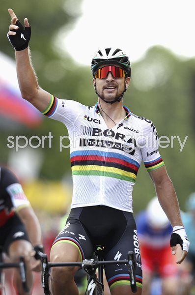 Peter Sagan Wins Stage 3 Tour De France 2017