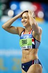 Jessica Ennis World Indoors 2012 Prints