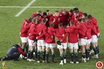 British & Irish Lions Huddle 1st Test Auckland 2017 Prints